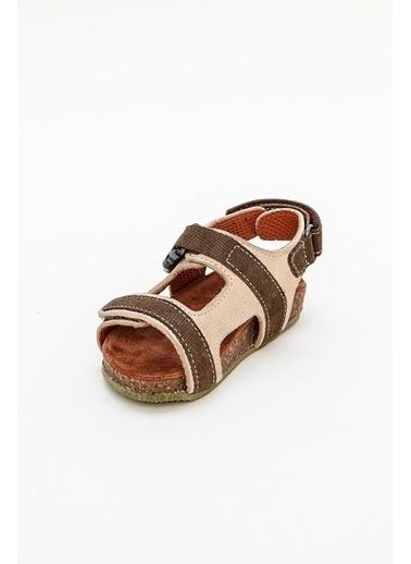 BG Baby Erkek Bebek Bej Sandalet 19SS0BG1042 Bej